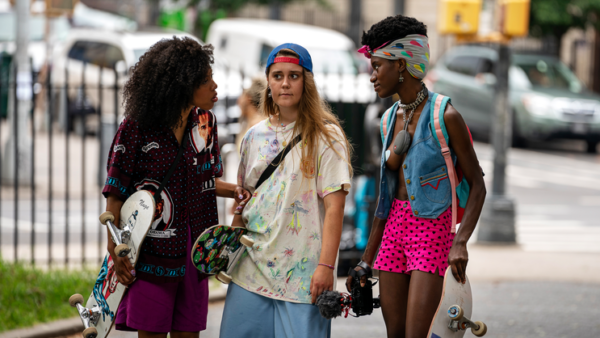 Exploring Female Friendship, New York City, Queerness and Skate Culture: HBO's Betty